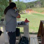 Long range practice...